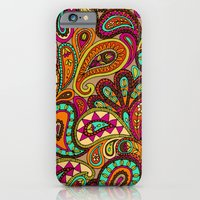 Basic Paisley  iPhone 6 Slim Case