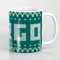 Fargo Sweater Mug