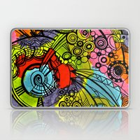 Doodle Laptop & iPad Skin