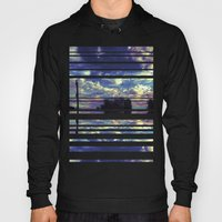 Closed Eye Sheet Music Hoody