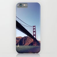 golden gate iPhone 6 Slim Case