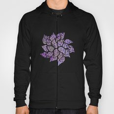 Floral Abstract 13 Hoody