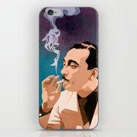 Django Reinhardt iPhone & iPod Skin