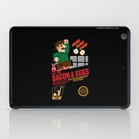 All the Bacon and Eggs iPad Case