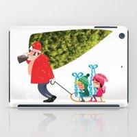 Buying the Christmas Tree iPad Case