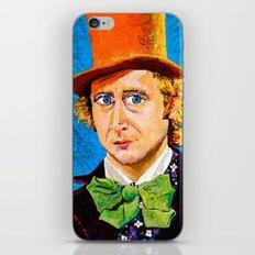 Wonka iPhone & iPod Skin