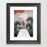 Pavian Framed Art Print