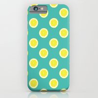 Lemon iPhone 6 Slim Case