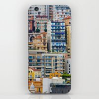 Building(s) Up iPhone & iPod Skin