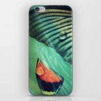 Tears Grow Wings 2 iPhone & iPod Skin
