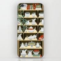 China cabinet iPhone & iPod Skin