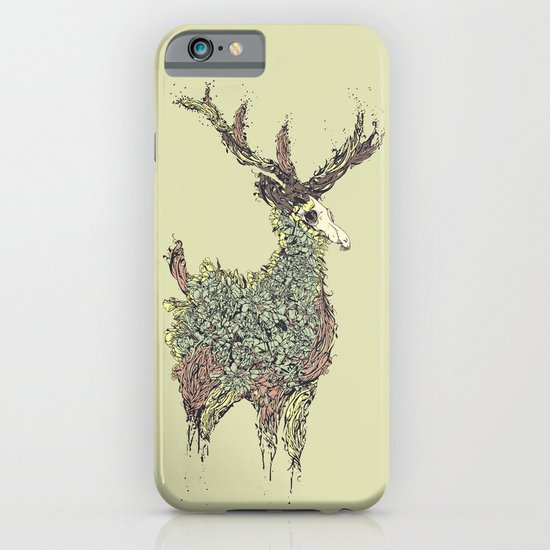 Beautiful Deer Old iPhone & iPod Case