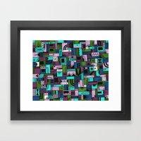 I'll Make Punch Framed Art Print