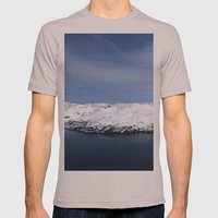 Whitter, Alaska Mens Fitted Tee Cinder SMALL