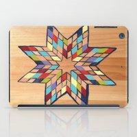 Star Quilt Block iPad Case