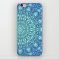 Crystalline Mandala   iPhone & iPod Skin