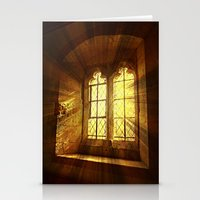 St Saviours Window. Stationery Cards