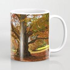 Autumn in the Park Mug