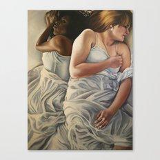 Origin of Love #2 Canvas Print
