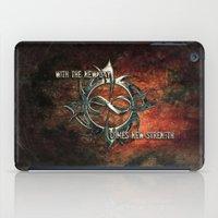 New Day iPad Case