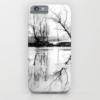Cold Silence iPhone 6 Slim Case