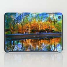 Vortex In Central Park  iPad Case