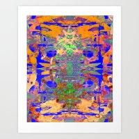 Secreder Art Print