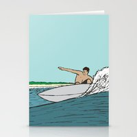 Surf Series | Jerm Stationery Cards