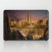 Red City iPad Case