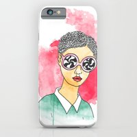 iPhone & iPod Case featuring Mind Tricks by Eltina Giannopoulou