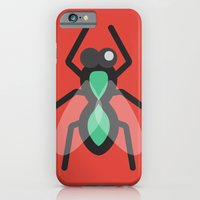 No Flies On Me iPhone 6 Slim Case