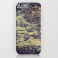 iPhone & iPod Case featuring From Above by KunstFabrik_StaticMovement Manu Jobst