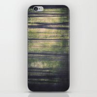 In The Woods Of Mournton… iPhone & iPod Skin