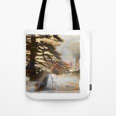 True Canadian North Tote Bag