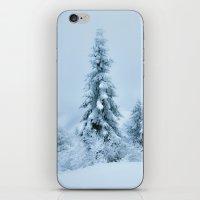 Winter Memories Part 2 iPhone & iPod Skin