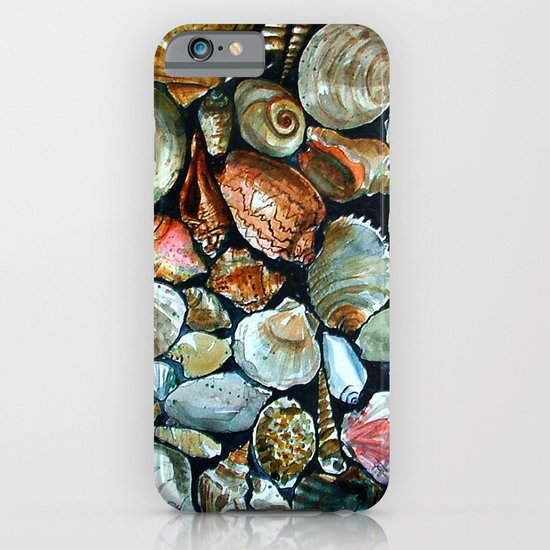 Sea shells  iPhone & iPod Case