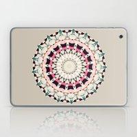 Retro Light Spin (circle week) Laptop & iPad Skin