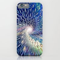 iPhone & iPod Case featuring Into the Void by Peter Gross
