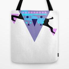 ∆ztec Deer Tote Bag