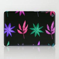Colorful Leaves VIII iPad Case
