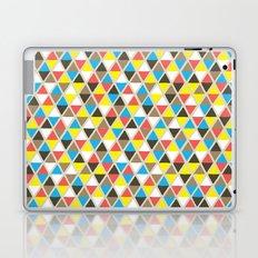 Tribal Triangles Laptop & iPad Skin