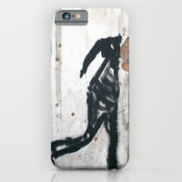 People Disappear, Right Before Our Eyes, Like Old Bricks In a Wall iPhone 6 Slim Case