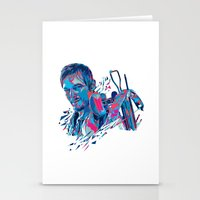Daryl Dixon // OUT/CAST Stationery Cards