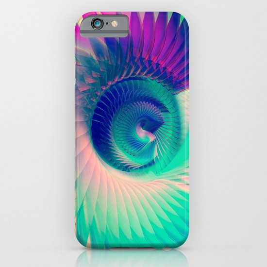 Abstract Wing iPhone & iPod Case