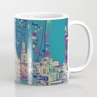 Philadelphia City Skylin… Mug