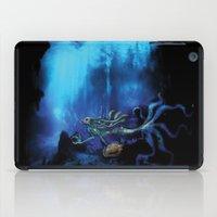 Mermaid II iPad Case