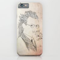 Evil uncle Leon iPhone 6 Slim Case