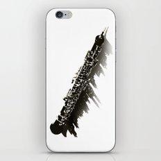 oboe iPhone & iPod Skin