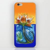 Wild Lotus iPhone & iPod Skin