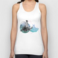Let's get out of here Unisex Tank Top